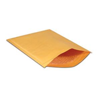 Bubble Padded Self-Seal Mailing Envelopes