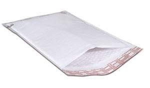 White Bubble Padded Self-Seal Mailers