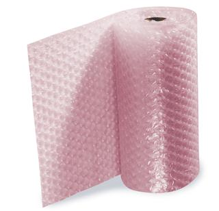 Anti-Static Perforated Bubble Wrap Rolls