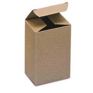 Kraft Reverse Tuck Folding Cartons