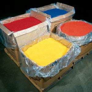 Clear Pallet Covers & Bin Liners, 2 MIL