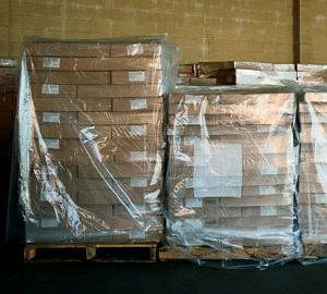 Clear Pallet Covers & Bin Liners, 3 MIL