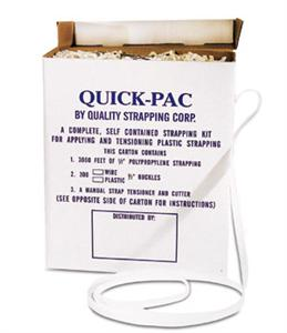 Postal Approved Poly Strapping Kits — Plastic Buck