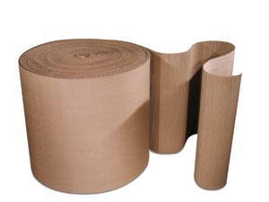 Singleface Corrugated Protective Wraps