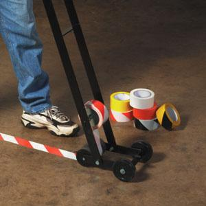 Aisle & Safety Marking Tape Applicator
