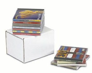 CD/DVD Mailers