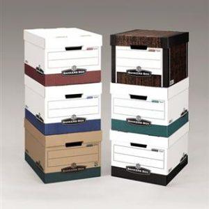 Premium File Storage Boxes