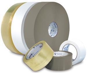 Machine Length - Light Duty Hot Melt Tape